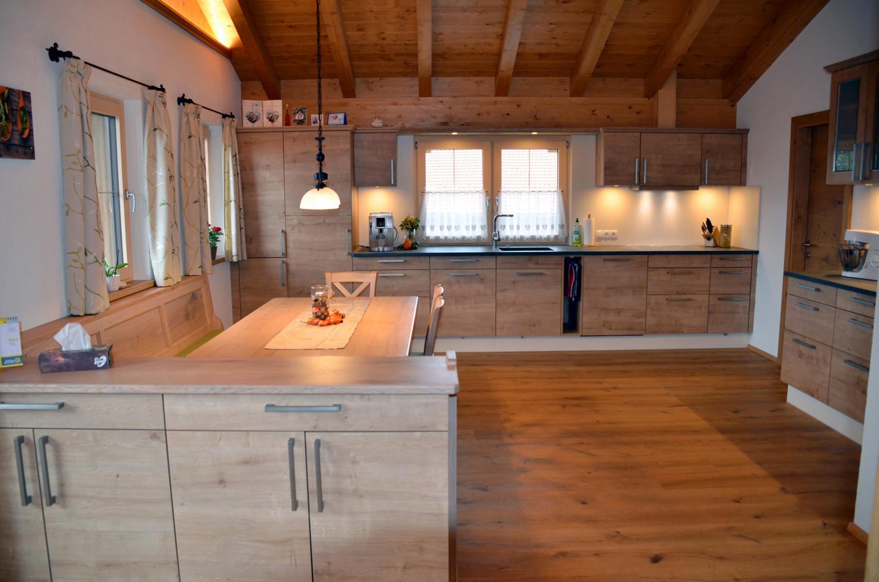 Wunderbar Weiß Bauernküche Galerie - Küche Set Ideen ...